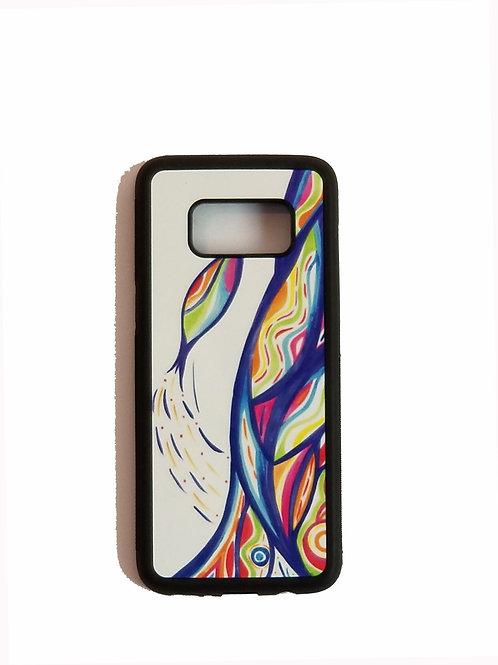Samsung Galaxy S8 phone case - Weee!