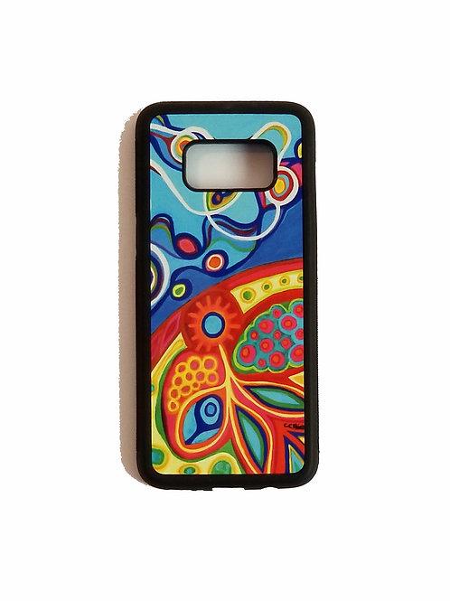 Samsung Galaxy S8 phone case - Collective