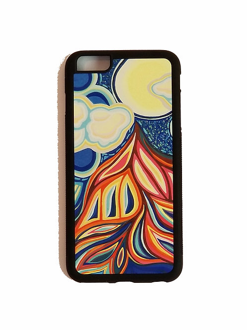 iPhone 6 Plus or iPhone 6S Plus phone case - Pull of the Moon