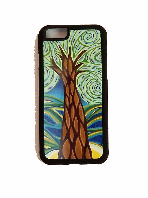 iPhone 6 or iPhone 6s phone cases - Green Tree