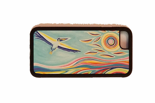 iPhone 7 or iPhone 8 phone case - Taking Flight