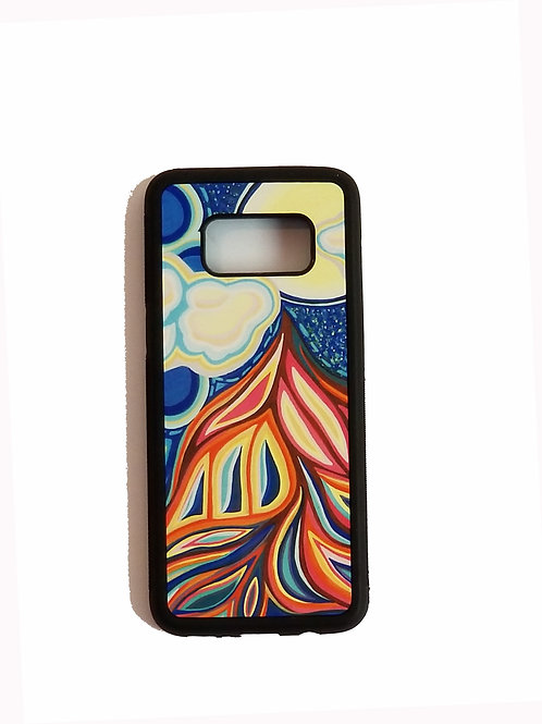 Samsung Galaxy S8 phone case - Pull of the Moon