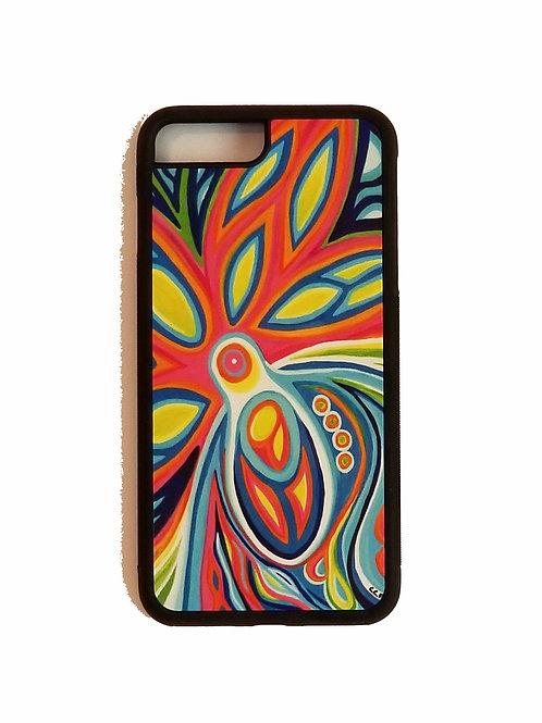 iPhone 7 Plus or iPhone 8 Plus phone case - Receiving