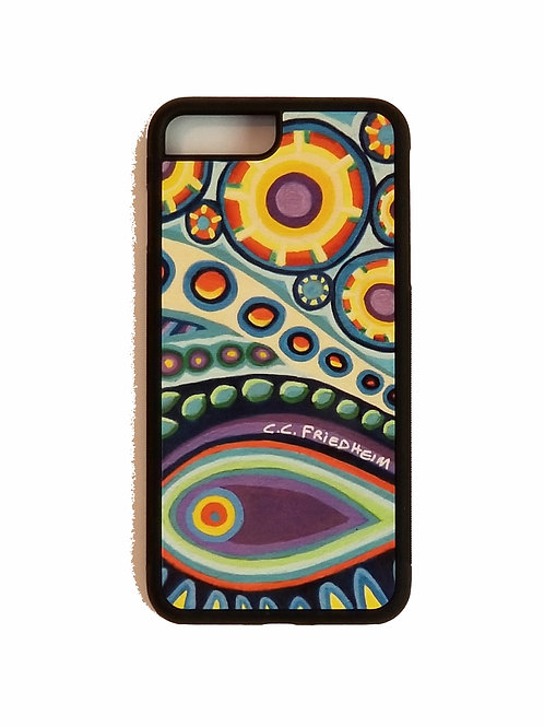 iPhone 7 Plus or iPhone 8 Plus phone case - Blessings