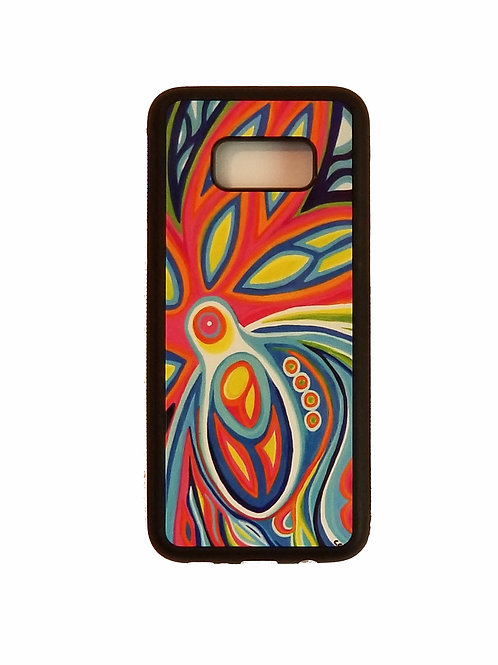 Samsung Galaxy 8+ phone case - Receiving