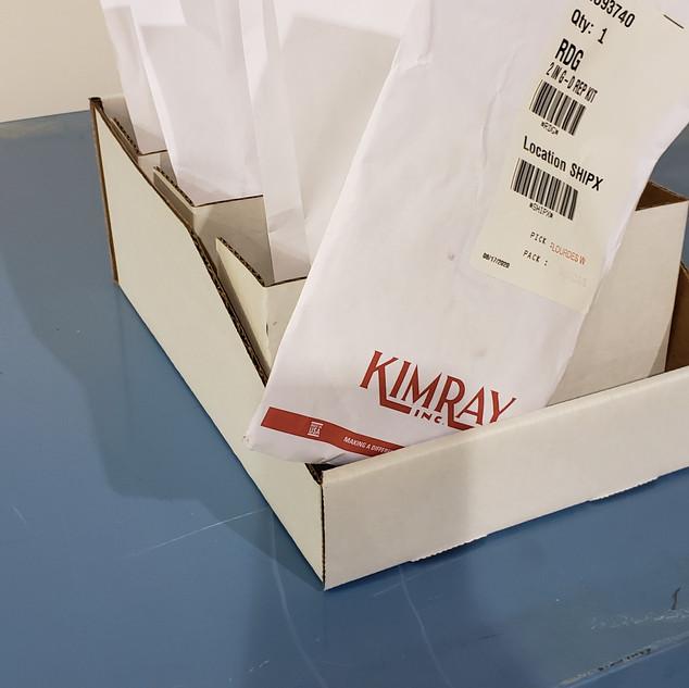 Kimray Repair Kits