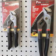 Straight Jaw Pliers