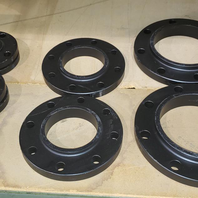 Slip-On Carbon Steel Flanges, 150#