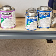 PVC Solvents and Primer