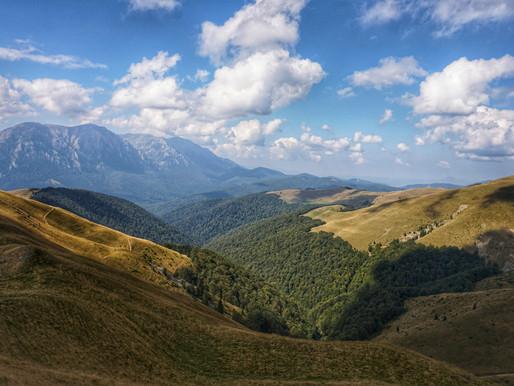 Fotografie de peisaj in Muntii Baiului