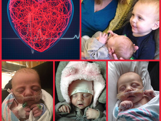 Congenital heart defects effect MUCH more than just the heart.
