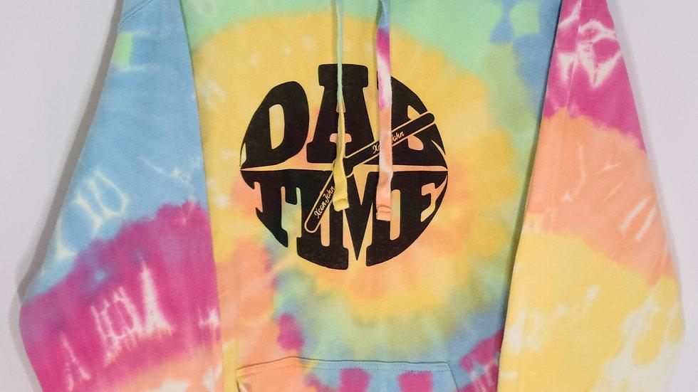 DAB TIME TYEDYE HOODIE 2XL/3XL