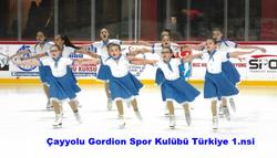 senkronize Türkiye şampiyonu