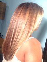 AFTER: KERATIN SMOOTHING TREATMENT