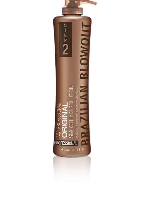 BRAZILIAN BLOWOUT PROFESSIONAL ORIGINAL SMOOTHING SOLUTION 12oz.