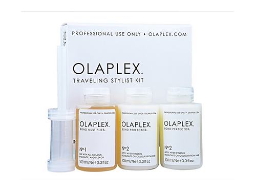 OLAPLEX TRAVELING STYLIST KIT  3PCS