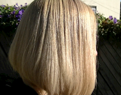 EXOTHERMIC HAIR COLOR