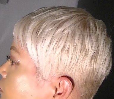 DOUBLE PROCESSED BLONDE
