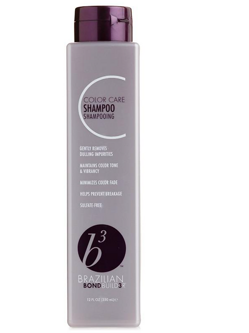 B3 BRAZILIAN BOND BUILDER COLOR CARE SHAMPOO 12oz