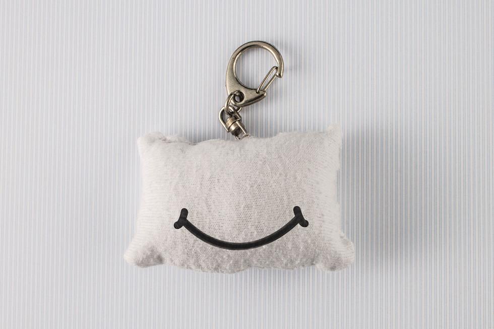 Secret Smiles Keychain