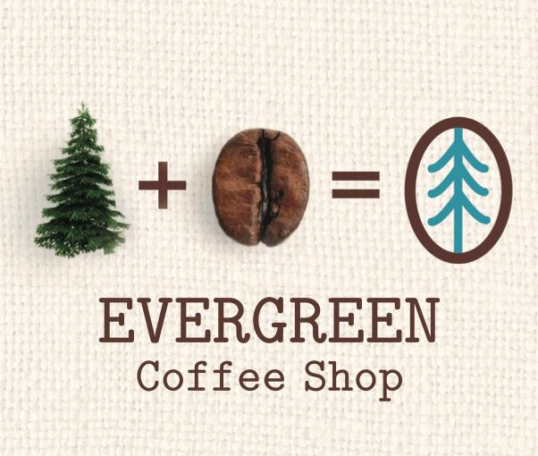 Evergreen Logo Concept