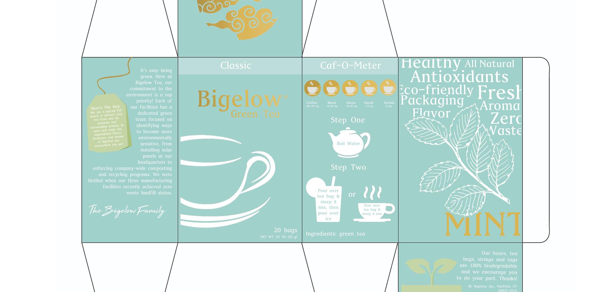 Teabox Design