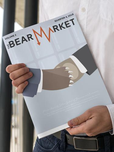 Bear Market Volume 2 Cover