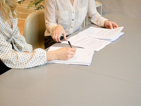 What are service agreements under the NDIS?