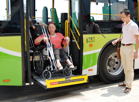 Latest changes to transport & travel under the NDIS