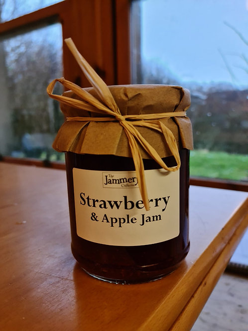 Strawberry and Apple Jam
