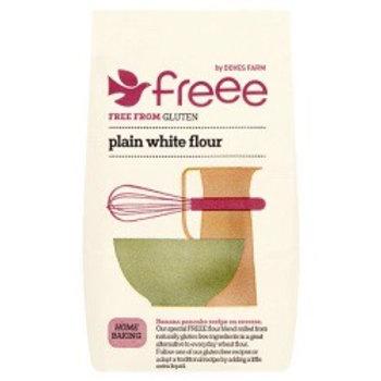 Doves Farm Gluten Free Plain Flour 1kg