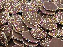 Milk Chocolate Jazzies 100g