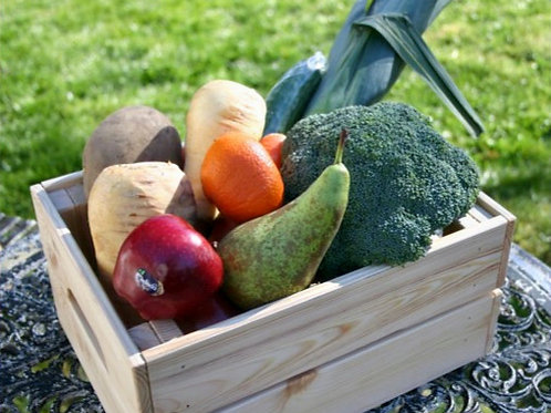 Small Fruit and Veg Box