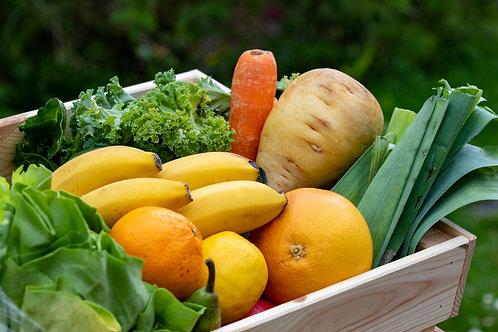 Large Subscription Fruit & Veg Box