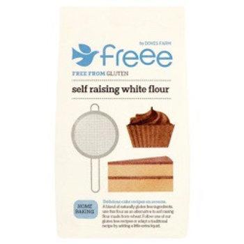 Doves Farm Gluten Free Self Raising Flour 1kg