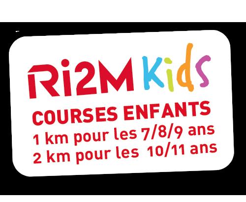 Ri2M Kids : courses enfants