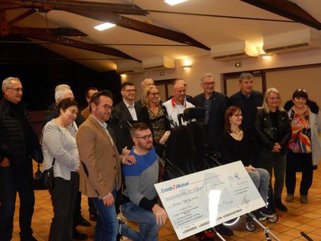 10 000 euros pour Stessie, Tom et LPLIZ