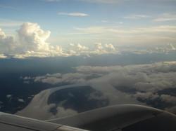 view from de sky