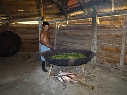 process of making mabe
