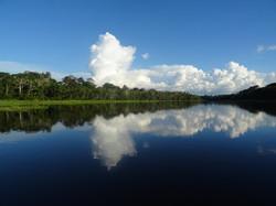 Kurupira lake