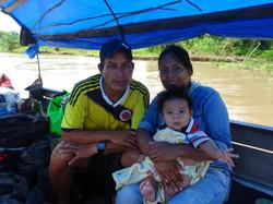 Lilia,Ramiro and José Antonio / 2017