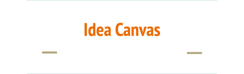 Idea Canvas