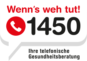"""Corporate Audio für die Gesundheitsnummer """"1450"""""""