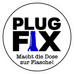 Logo Plugfix rund Neu Blau.png