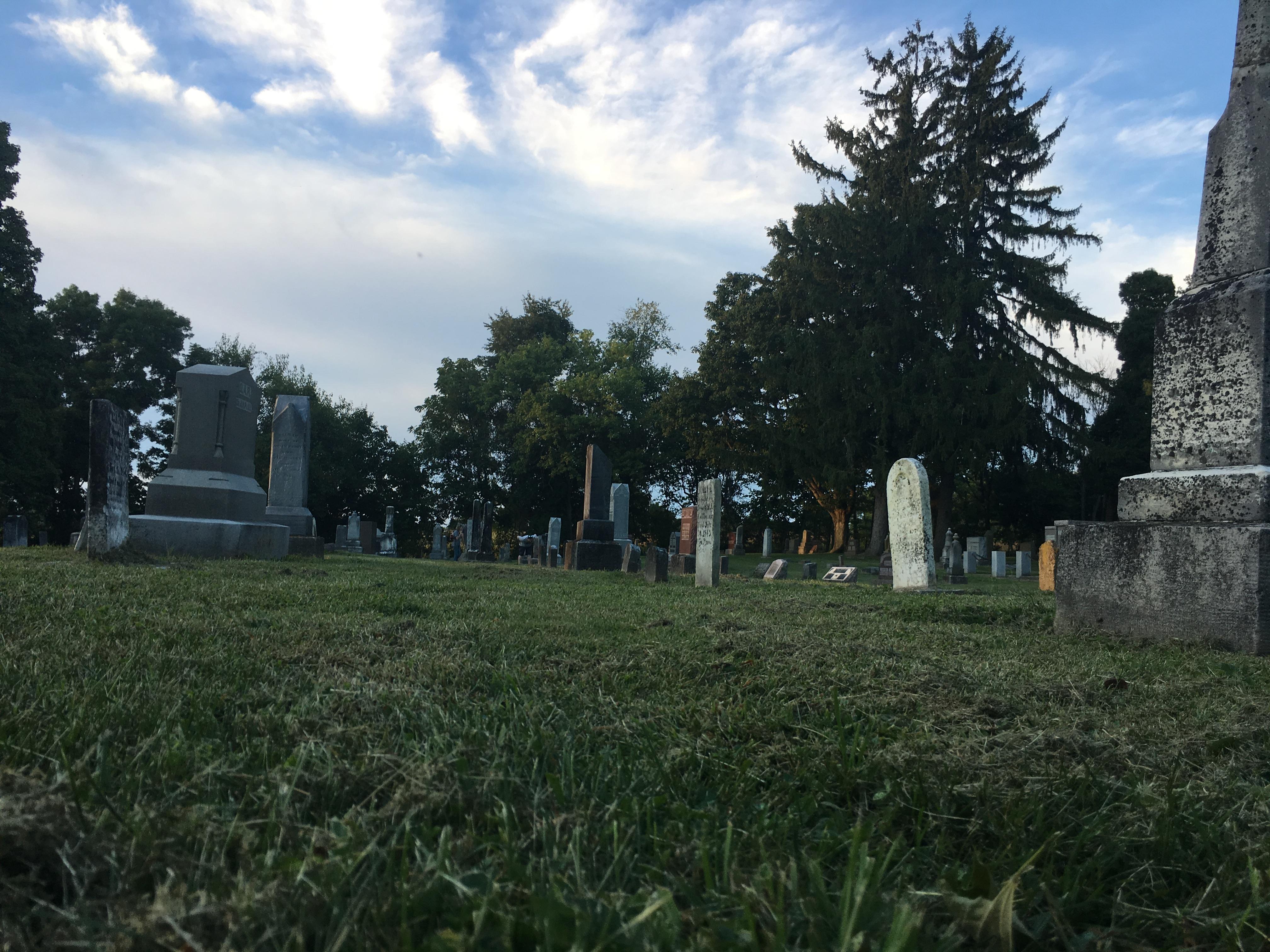 Restful Cemetery