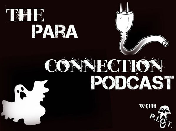 The Para Connection Podcast (Cover Art).