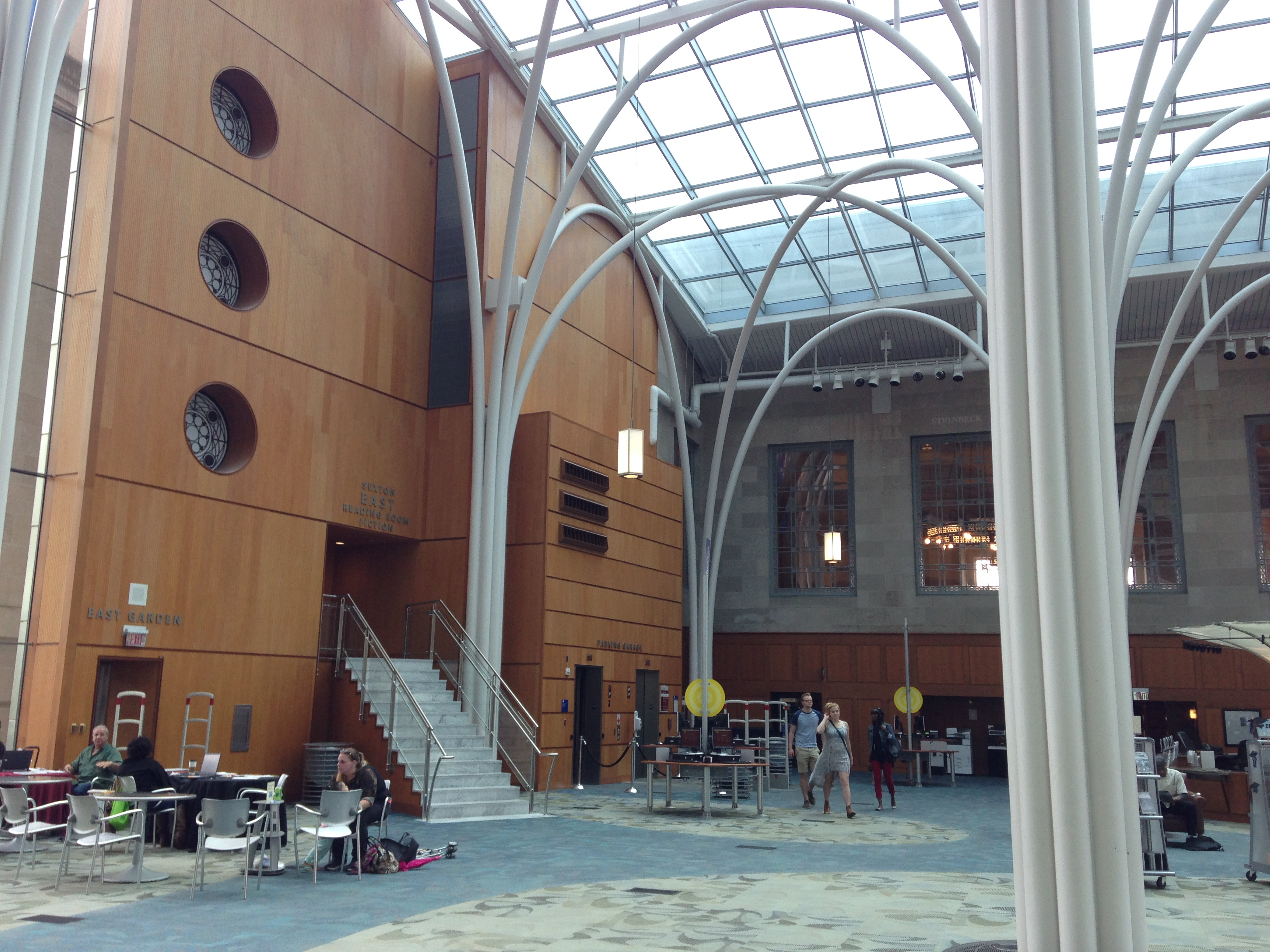 IPL Atrium (Right View)