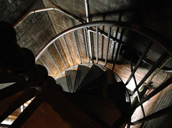 IPL Old Staircase (Downward)