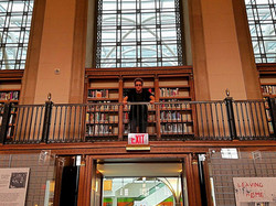 IP Front Hall Balcony
