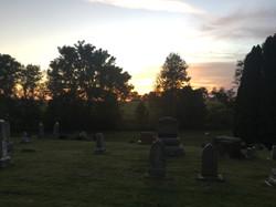 Cemetery Horizon